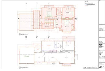 Architecture Design Technical Process architectural process - design development